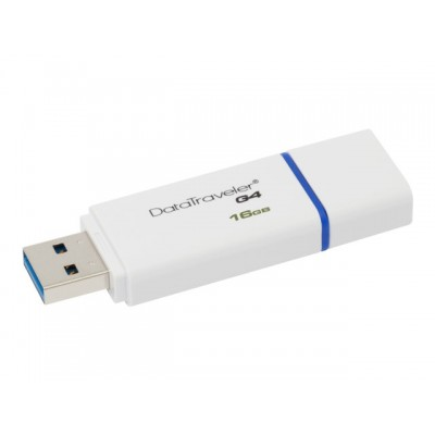 Kingston DataTraveler G4 16GB USB3 - Blå